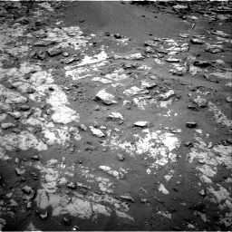Nasa's Mars rover Curiosity acquired this image using its Right Navigation Camera on Sol 2098, at drive 1360, site number 71