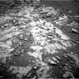 Nasa's Mars rover Curiosity acquired this image using its Right Navigation Camera on Sol 2098, at drive 1372, site number 71