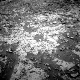 Nasa's Mars rover Curiosity acquired this image using its Right Navigation Camera on Sol 2098, at drive 1384, site number 71