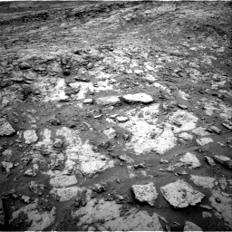Nasa's Mars rover Curiosity acquired this image using its Right Navigation Camera on Sol 2098, at drive 1408, site number 71