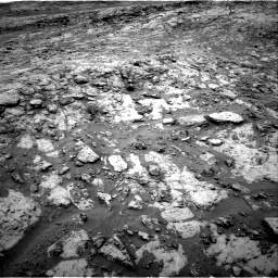 Nasa's Mars rover Curiosity acquired this image using its Right Navigation Camera on Sol 2098, at drive 1414, site number 71
