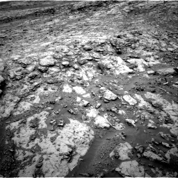 Nasa's Mars rover Curiosity acquired this image using its Right Navigation Camera on Sol 2098, at drive 1420, site number 71