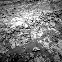 Nasa's Mars rover Curiosity acquired this image using its Right Navigation Camera on Sol 2098, at drive 1432, site number 71