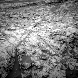 Nasa's Mars rover Curiosity acquired this image using its Right Navigation Camera on Sol 2098, at drive 1444, site number 71