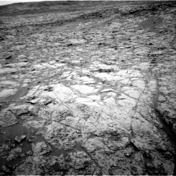 Nasa's Mars rover Curiosity acquired this image using its Right Navigation Camera on Sol 2098, at drive 1456, site number 71