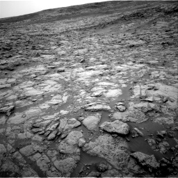 Nasa's Mars rover Curiosity acquired this image using its Right Navigation Camera on Sol 2098, at drive 1468, site number 71