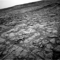 Nasa's Mars rover Curiosity acquired this image using its Right Navigation Camera on Sol 2098, at drive 1474, site number 71