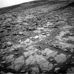 Nasa's Mars rover Curiosity acquired this image using its Right Navigation Camera on Sol 2098, at drive 1492, site number 71