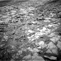 Nasa's Mars rover Curiosity acquired this image using its Right Navigation Camera on Sol 2098, at drive 1504, site number 71