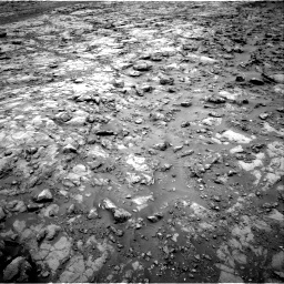 Nasa's Mars rover Curiosity acquired this image using its Right Navigation Camera on Sol 2098, at drive 1510, site number 71