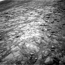 Nasa's Mars rover Curiosity acquired this image using its Right Navigation Camera on Sol 2098, at drive 1528, site number 71