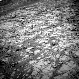 Nasa's Mars rover Curiosity acquired this image using its Right Navigation Camera on Sol 2098, at drive 1540, site number 71