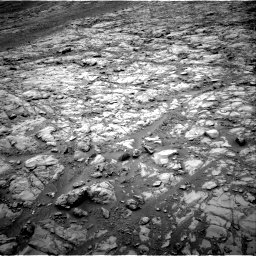 Nasa's Mars rover Curiosity acquired this image using its Right Navigation Camera on Sol 2098, at drive 1546, site number 71