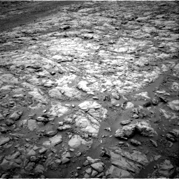 Nasa's Mars rover Curiosity acquired this image using its Right Navigation Camera on Sol 2098, at drive 1552, site number 71