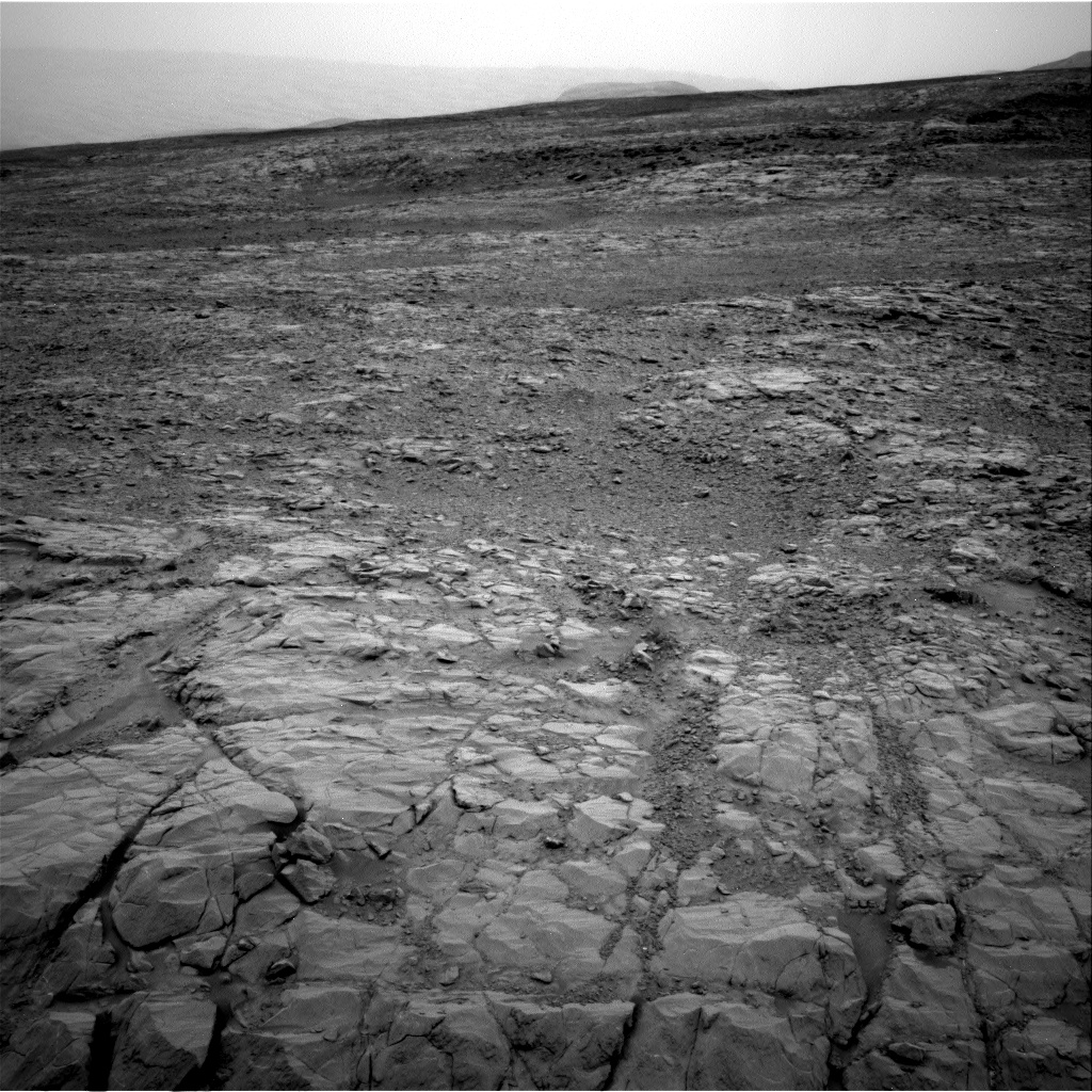 Nasa's Mars rover Curiosity acquired this image using its Right Navigation Camera on Sol 2098, at drive 1558, site number 71