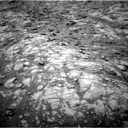 Nasa's Mars rover Curiosity acquired this image using its Right Navigation Camera on Sol 2098, at drive 1576, site number 71