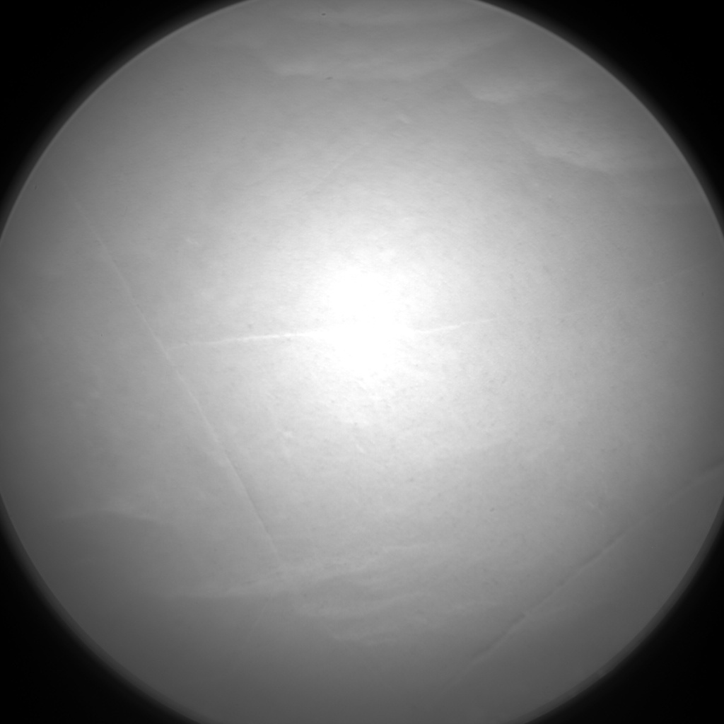 Nasa's Mars rover Curiosity acquired this image using its Chemistry & Camera (ChemCam) on Sol 2100, at drive 1586, site number 71