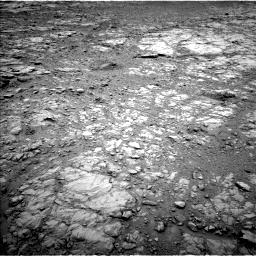 Nasa's Mars rover Curiosity acquired this image using its Left Navigation Camera on Sol 2102, at drive 1670, site number 71