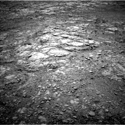 Nasa's Mars rover Curiosity acquired this image using its Left Navigation Camera on Sol 2102, at drive 1688, site number 71