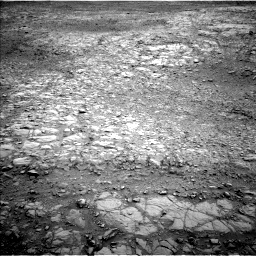 Nasa's Mars rover Curiosity acquired this image using its Left Navigation Camera on Sol 2102, at drive 1802, site number 71