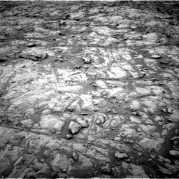 Nasa's Mars rover Curiosity acquired this image using its Right Navigation Camera on Sol 2102, at drive 1628, site number 71