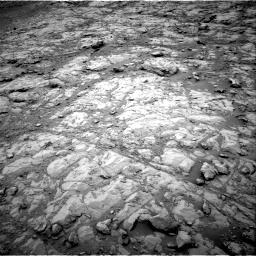 Nasa's Mars rover Curiosity acquired this image using its Right Navigation Camera on Sol 2102, at drive 1634, site number 71