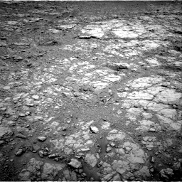Nasa's Mars rover Curiosity acquired this image using its Right Navigation Camera on Sol 2102, at drive 1664, site number 71