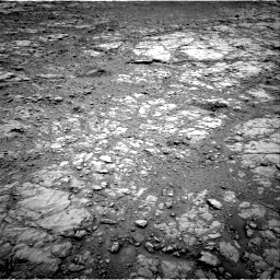 Nasa's Mars rover Curiosity acquired this image using its Right Navigation Camera on Sol 2102, at drive 1670, site number 71