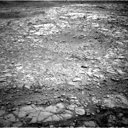 Nasa's Mars rover Curiosity acquired this image using its Right Navigation Camera on Sol 2102, at drive 1796, site number 71