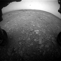 Nasa's Mars rover Curiosity acquired this image using its Front Hazard Avoidance Camera (Front Hazcam) on Sol 2104, at drive 2232, site number 71