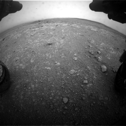 Nasa's Mars rover Curiosity acquired this image using its Front Hazard Avoidance Camera (Front Hazcam) on Sol 2104, at drive 2256, site number 71
