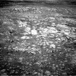 Nasa's Mars rover Curiosity acquired this image using its Left Navigation Camera on Sol 2104, at drive 1914, site number 71