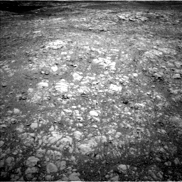 Nasa's Mars rover Curiosity acquired this image using its Left Navigation Camera on Sol 2104, at drive 1944, site number 71