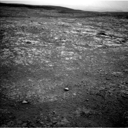 Nasa's Mars rover Curiosity acquired this image using its Left Navigation Camera on Sol 2104, at drive 2016, site number 71