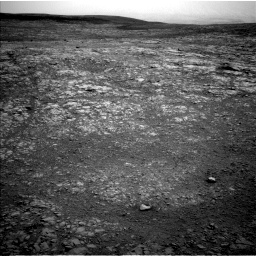 Nasa's Mars rover Curiosity acquired this image using its Left Navigation Camera on Sol 2104, at drive 2022, site number 71