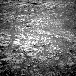 Nasa's Mars rover Curiosity acquired this image using its Left Navigation Camera on Sol 2104, at drive 2088, site number 71