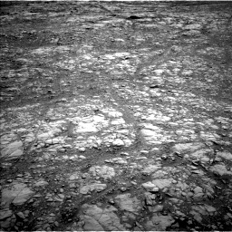 Nasa's Mars rover Curiosity acquired this image using its Left Navigation Camera on Sol 2104, at drive 2100, site number 71