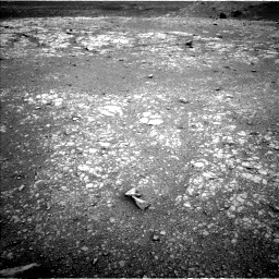 Nasa's Mars rover Curiosity acquired this image using its Left Navigation Camera on Sol 2104, at drive 2172, site number 71