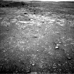 Nasa's Mars rover Curiosity acquired this image using its Left Navigation Camera on Sol 2104, at drive 2220, site number 71