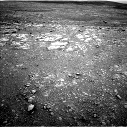 Nasa's Mars rover Curiosity acquired this image using its Left Navigation Camera on Sol 2104, at drive 2232, site number 71
