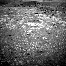 Nasa's Mars rover Curiosity acquired this image using its Left Navigation Camera on Sol 2104, at drive 2244, site number 71