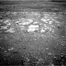 Nasa's Mars rover Curiosity acquired this image using its Left Navigation Camera on Sol 2104, at drive 2256, site number 71