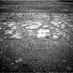 Nasa's Mars rover Curiosity acquired this image using its Left Navigation Camera on Sol 2104, at drive 2262, site number 71