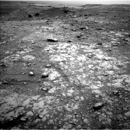 NASA's Mars rover Curiosity acquired this image using its Left Navigation Camera (Navcams) on Sol 2104