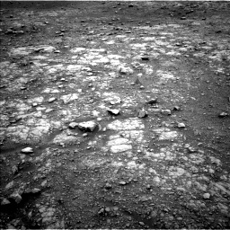 Nasa's Mars rover Curiosity acquired this image using its Left Navigation Camera on Sol 2104, at drive 2340, site number 71