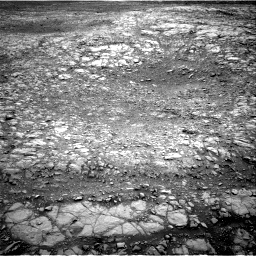 Nasa's Mars rover Curiosity acquired this image using its Right Navigation Camera on Sol 2104, at drive 1830, site number 71