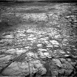 Nasa's Mars rover Curiosity acquired this image using its Right Navigation Camera on Sol 2104, at drive 1866, site number 71