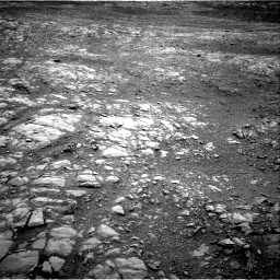 Nasa's Mars rover Curiosity acquired this image using its Right Navigation Camera on Sol 2104, at drive 1890, site number 71