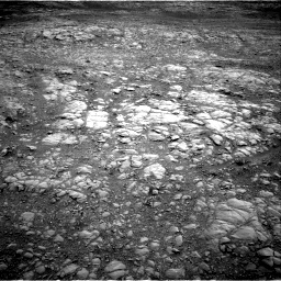 Nasa's Mars rover Curiosity acquired this image using its Right Navigation Camera on Sol 2104, at drive 1914, site number 71