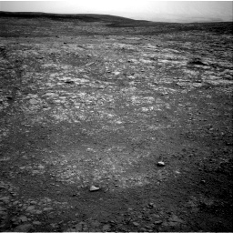 Nasa's Mars rover Curiosity acquired this image using its Right Navigation Camera on Sol 2104, at drive 2022, site number 71